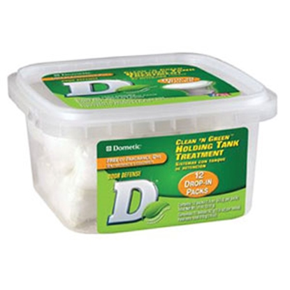 Picture of Dometic CLEAN N GREEN Single Tub 1.5 Oz Holding Tank Treatment D1114002 13-1603
