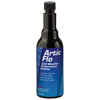Picture of E-Zoil ARTIC FLO 16 oz Diesel Fuel Cold Weather Additive D20-16 13-1612