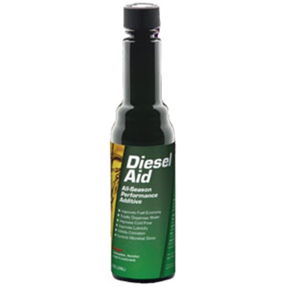 Picture of E-Zoil  8 oz All-Season Diesel Fuel Additive D25-16 13-1613