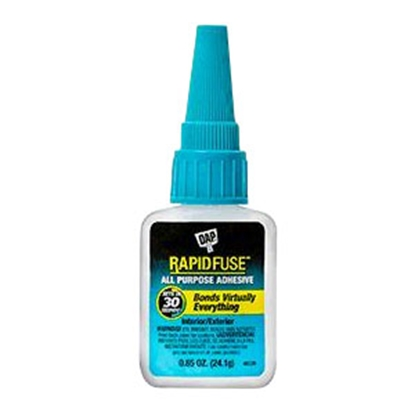 Picture of DAP Rapid Fuse 0.85 Ounce Tube All-Purpose Adhesive 0 70798 00155 8 13-1672