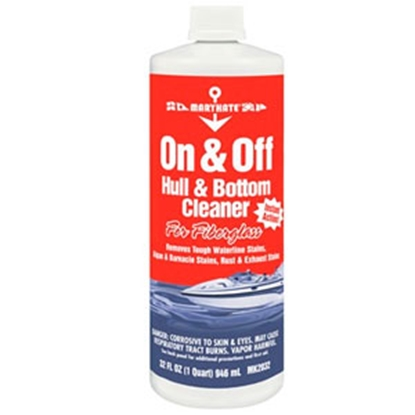 Picture of CRC  32 Oz Bottle RV & Boat Hull Cleaner MK2032 13-1728