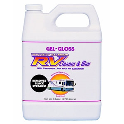 Picture of Gel-Gloss  128 oz RV Cleaner & Wax (Bil) CW-128.B 13-1792