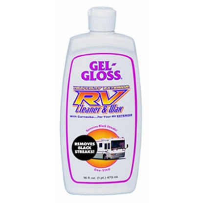 Picture of Gel-Gloss  16 oz RV Cleaner & Wax (Bil) CW-16.B 13-1793