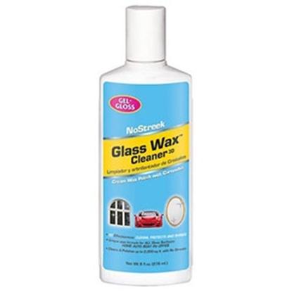 Picture of Gel-Gloss No Streek (R) 8 oz Glass Wax Cleaner (Bil) NS-8.B 13-1800