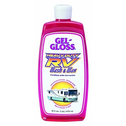 Picture of Gel-Gloss  16 oz RV Wash & Wax WW-16.B 13-1804