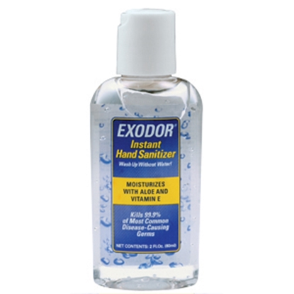 Picture of Walex Exodor 2 oz Exodor Hand Sanitizer OTH-20002 13-2033