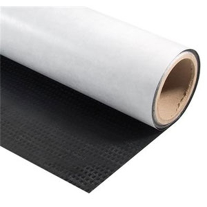 "Picture of AP Products  Black 28"" W x 25' L Scrim Shield Tape 022-BP2825 13-2600"