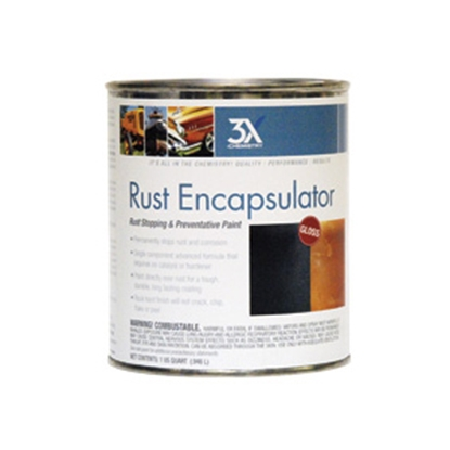 Picture of DirectLine/3X  1 Quart Gloss Rust Encapsulator 125 13-3016