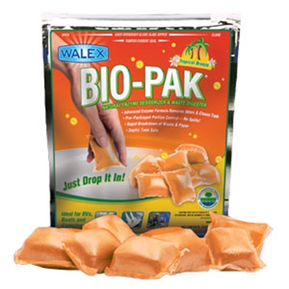 Picture of Walex Bio-Pak (R) 2-Bag 32 Gram Pouch Holding Tank Treatment w/Deodorant BIOTROP2 13-5757
