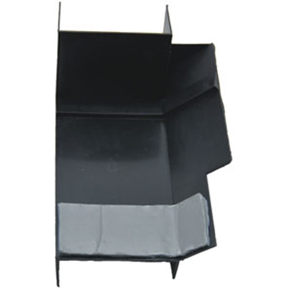 """Picture of AP Products  4-1/2"""" Lx2-1/2"""" Wx2"""" Th LH Notched Slide Out Corner Guard 018-1161-LH 13-5768"""
