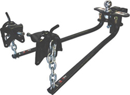 Picture of EAZ-Lift  1400 Lb Round Bar Weight Distribution Hitch w/o Shank 48064 14-0043