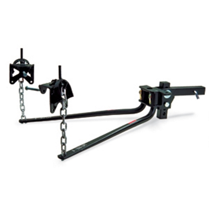 Picture of EAZ-Lift  1000 Lb Round Bar Weight Distribution Hitch w/Shank 48053 14-0132