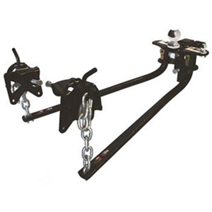 Picture of EAZ-Lift  1200 Lb Round Bar Weight Distribution Hitch w/Shank 48059 14-0568