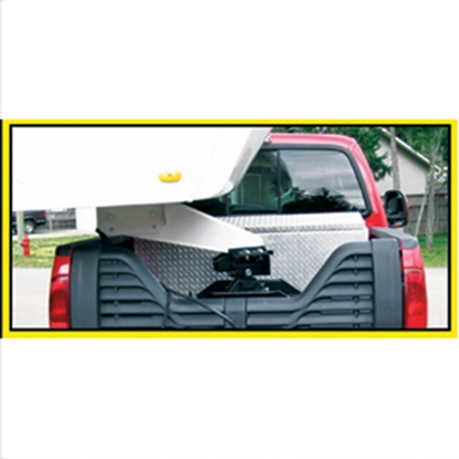 Picture of Demco Hijacker Fifth Wheel Trailer Hitch Adapter Plate Fifth Wheel Hitch Adapter Plate For MOR/ryde Pin Box 6025 14-0638