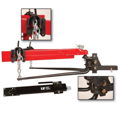 Picture of Ultra-Fab  1400 lb Round Bar Wt Distribution Hitch Kit 35-946237 14-0699