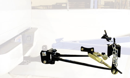 Picture of Reese Strait-Line 1,200 lb Trunnion Bar Weight Distribution Hitch 66074 14-0808