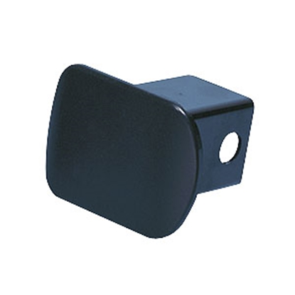 "Picture of Husky Towing  2"" Black Plastic Hitch Cover 38446 14-0980"