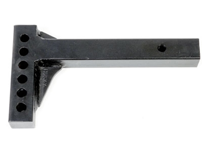 "Picture of Husky Towing  14""L x 4-1/4"" Rise x 6-1/4"" Drop Weight Distribution Hitch Shank 30856 14-0995"