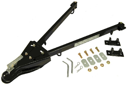 Picture of Husky Towing  5000 Lb Adjustable Steel Tow Bar 30508 14-1049