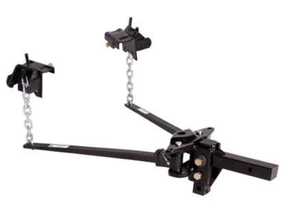 "Picture of Husky Towing  501-800 Lb Trunnion Bar Weight Distribution Hitch w/10"" Shank 31331 14-1065"