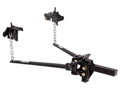 """Picture of Husky Towing  801-1200 Lb Trunnion Bar Weight Distribution Hitch w/10"""" Shank 31335 14-1066"""