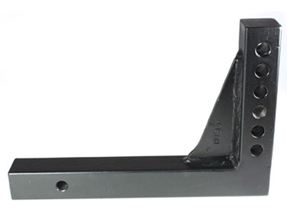 "Picture of Husky Towing  14""L x 7-1/2"" Rise x 9-1/2"" Drop Weight Distribution Hitch Shank 30858 14-1316"