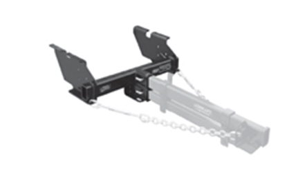 Picture of Torklift SuperHitch 17K Square Tube Class V SuperHitch Trailer Hitch Rear D1102 14-2007