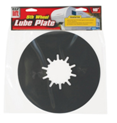 "Picture of EAZ-Lift  12"" Fifth Wheel Hitch Lube Disc 44674 14-2692"