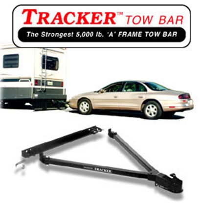 Picture of Roadmaster Tracker (TM) Tracker Class III 5000 Lb Steel Tow Bar 020 14-2706
