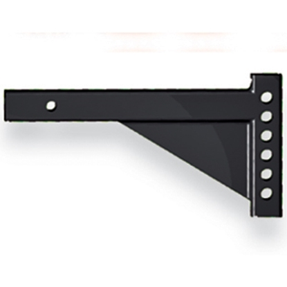 "Picture of Equal-i-zer  18""L x 8"" Rise x 4"" Drop Weight Distribution Hitch Shank 90-02-4600 14-2934"