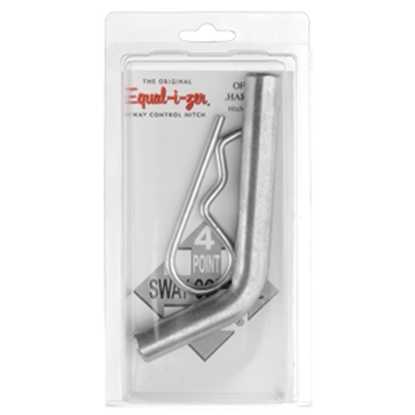 Picture of Equal-i-zer  Hitch Pin Clip For Receiver Hitch Pin Spare Pin Pack 95-01-9475 14-2991