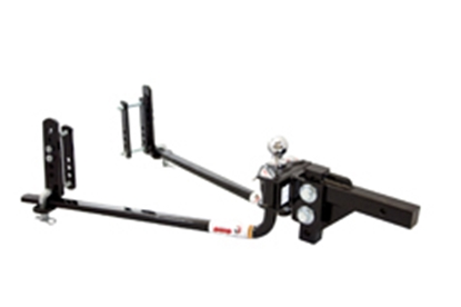 Picture of Fastway e2 (TM) 6,000 lb Round Bar Wt Distribution Hitch 94-00-0600 14-5605