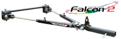 Picture of Roadmaster Falcon 2 (TM) Falcon 2 Class IV 6000 Lb Adjustable Stainless Steel Tow Bar 520 14-6012