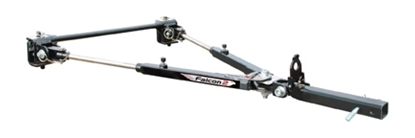 Picture of Roadmaster Falcon 2 (TM) Falcon 2 Class IV 6000 Lb Adjustable Stainless Steel Tow Bar 525 14-6013