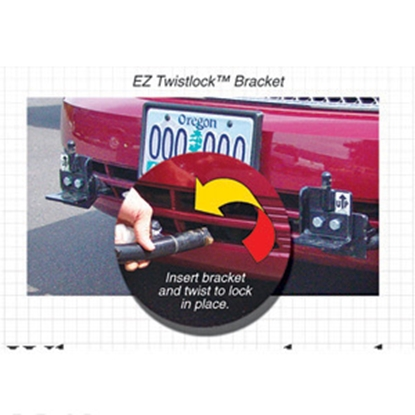 Picture of Roadmaster EZ Series Base Plate 523149-1 14-6807