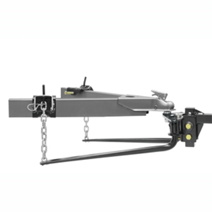 Picture of Pro Series Hitches RB3 Series 750 lb RB3 Pro Series Wt Distribution Hitch 49582 14-7000