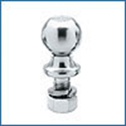 "Picture of Tow-Ready  1-7/8"" Trailer Hitch Ball w/ 3/4"" Diam x 1-1/2"" Shank 63810 14-8602"