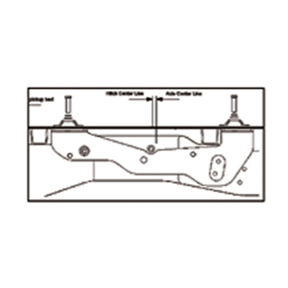 Picture of Demco Hijacker Premier Series Ford No-Drill Install Kit 8552002 14-9220