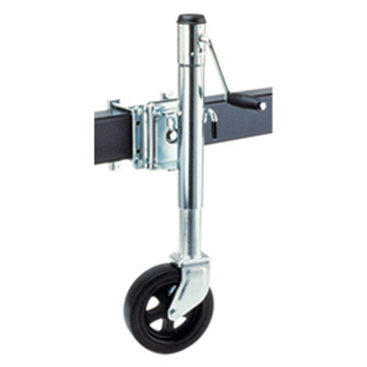 Picture of Bulldog-Fulton  1500 Lb Round Sidewind Swivel Trailer Jack XP15L 0101 15-0225