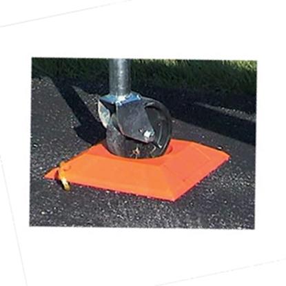 Picture of Safe-T-Alert Safe-T-Alert (TM) Jackstand Wheel & Pad Chock SA-6200 15-0320