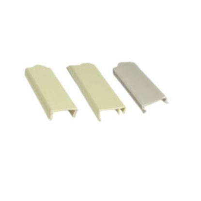 "Picture of AP Products  5-Pack Black 5/8""x8' Elixir Plastic Rigid Insert Trim 011-363-5 15-0446"