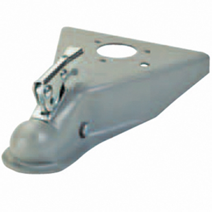 "Picture of Bulldog-Fulton  Class III A-Frame 5000 Lb 2"" Trailer Coupler E333050303 15-0521"