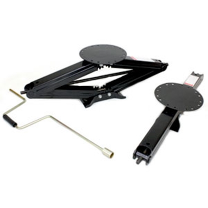 Picture of Lippert  Set-2 6K Manual Scissor Levelling Jack 285326 15-0766
