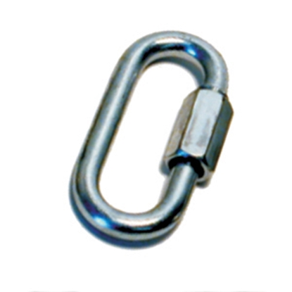 "Picture of Prime Products  Galvanized 1/4"" Safe-T Chain Link 18-0110PK 15-0775"