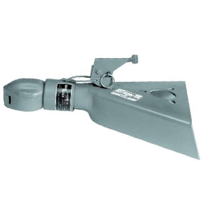 "Picture of Bulldog-Fulton COLLAR-LOK (TM) A-Frame 12500 Lb 2-5/16"" Trailer Coupler 028463 15-0983"