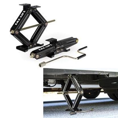 Picture of EAZ-Lift  Set-2 5K Manual Scissor Levelling Jack 48800 15-1046