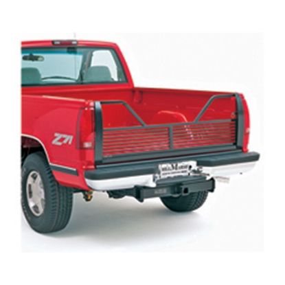 Picture of Stromberg Carlson 100 Series Steel Straight Non-Louvered Vented Tailgate for 2004 Ford F150 VG-04-100 15-1086