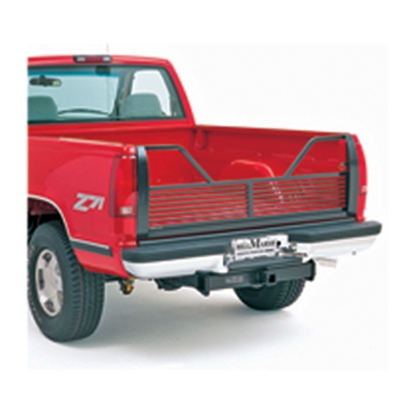 Picture of Stromberg Carlson 100 Series Steel Straight Non-Louvered Vented Tailgate for Ford 02 Dodge VGD-02-100 15-1091
