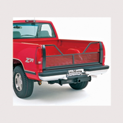 Picture of Stromberg Carlson 100 Series Steel Straight Non-Louvered Vented Tailgate for 1994-2002 Dodge VGD-94-101 15-1094