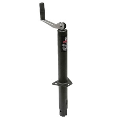 Picture of Husky Towing  Black 2000 Lb A-Frame Topwind Trailer Jack 30775 15-1585